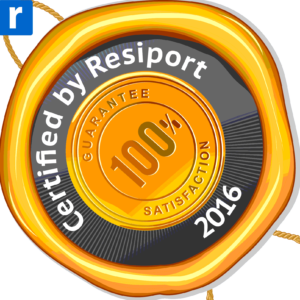 Resiport Certification 2016