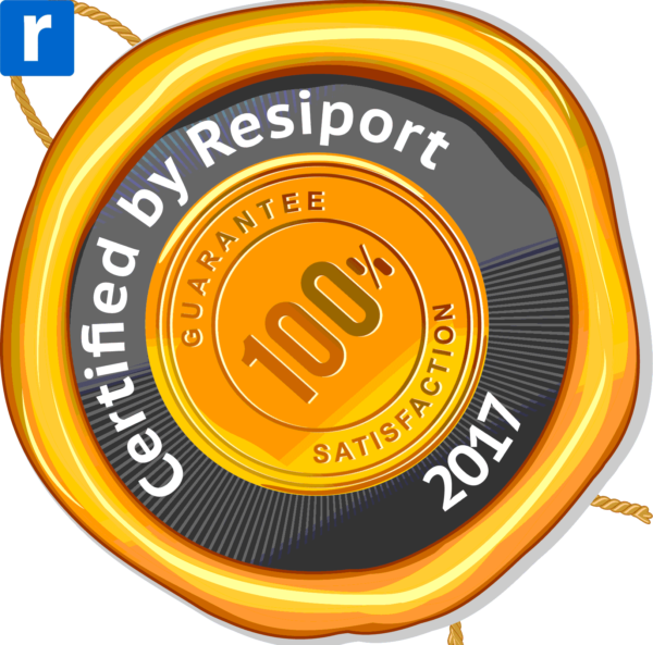 Resiport Certification 2017